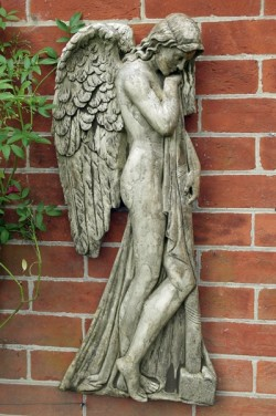 Picture of Angel Plaque Large 78 cm NEW