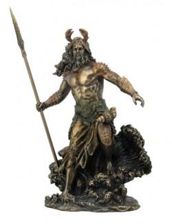 Picture of Oceanus Bronze Figurine 30 cm