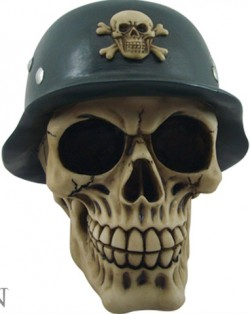 Picture of General Grimace Skull Money Box New