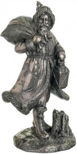 Picture of Victorian Santa Bronze Figurine 20 cm