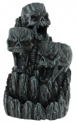 Picture of Skull Mountain Incense Backflow Incense Tower