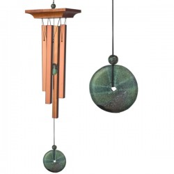 Picture of Woodstock Turquoise Chime