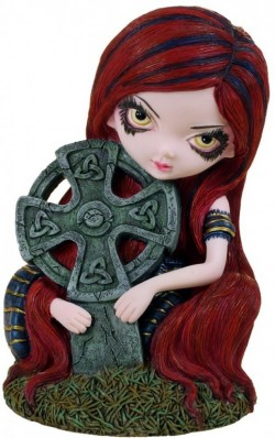 Picture of Strangely Lonely Gothic Figurine LIMITED EDITION Jasmine Becket-Griffith