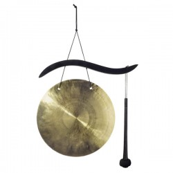 Picture of Woodstock Hanging Gong