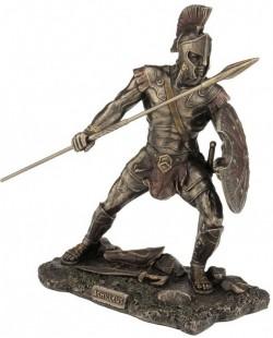 Picture of Achilles Bronze Figurine 23 cm