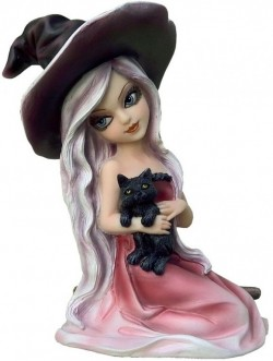Picture of Rosa Witch Figurine 15cm