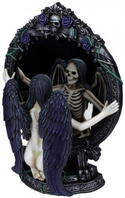 Picture of Fates Reflection Gothic Figurine 33cm