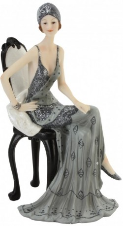 Picture of Juliana Broadway Belles Midnight Shimmer Betty Figurine 25cm