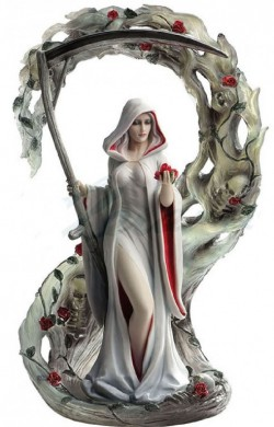 Picture of Life Blood Girl Reaper (Anne Stokes) 28cm