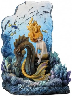 Picture of Sunlit Seas Mermaid Figurine (Selina Fenech) 20cm