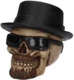 Picture of Badass Skull Ornament 14cm