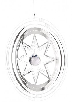 Picture of Woodstock Shimmers Crystal Star