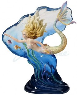 Picture of Mermaid Figurine 23cm