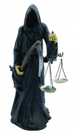 Picture of Reaper Statue 40 cm LARGE