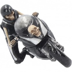 Picture of Speed Reaper Skeleton Biker Figurine James Ryman