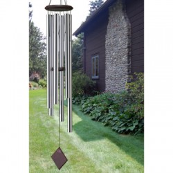 Picture of Woodstock Wind Chimes of Neptune (Silver)