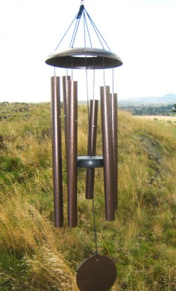 Picture of Corinthian Chime Copper 29 inches