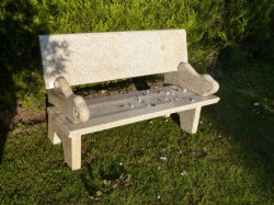 Picture of Hayworth Bench (Granite)