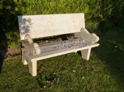 Picture of Hayworth Bench (Granite)