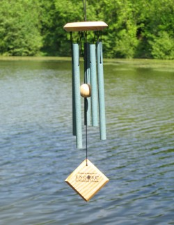 Picture of Woodstock Wind Chimes of Mercury (Verdigris)