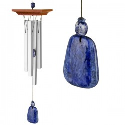 Picture of Woodstock Lapis Wind Chime
