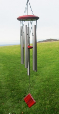 Picture of Woodstock Encore Polaris Chime (Silver)