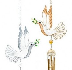 Picture of Dove Wind Chimes