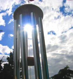 Picture of Woodstock Gregorian Tenor Wind Chimes