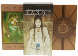 Picture of The Labyrinth Tarot Deck (Luis Royo)