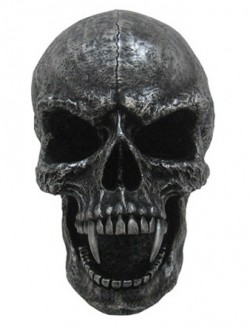 Picture of Large Skull Wall Plaque 43 cm