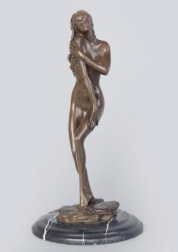 Picture of Amelia Nude Bronze Statue