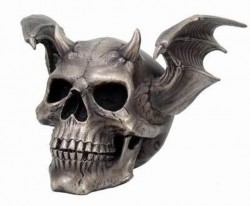 Picture of Hell Spawn Skull (Large)