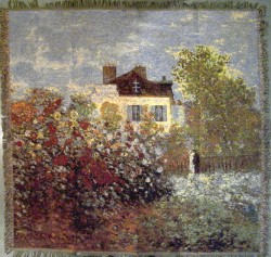 Picture of Maison Tapestry Throw by Monet