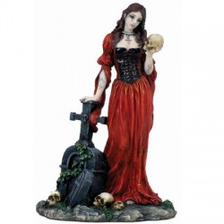 Picture of Sorceress Gothic Figurine
