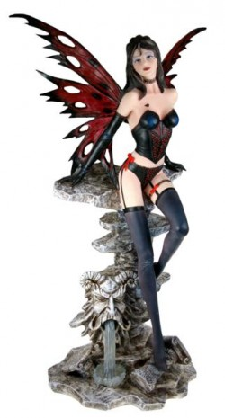 Picture of Scarlet Fairy Figurine