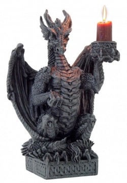 Picture of Light Keeper Dragon Candle Holder