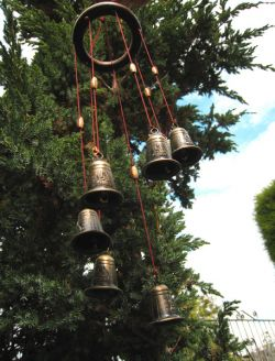 Picture of Guan Yin Bell Mobile