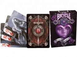 Picture of Anne Stokes Dark Hearts Playing Cards Deck
