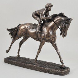 Picture of The Favourite Horse Racing Figurine (David Geenty)