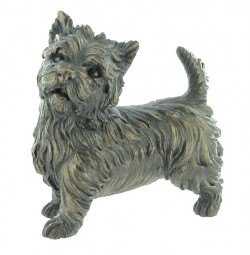 Picture of West Highland Terrier Bronze Figurine