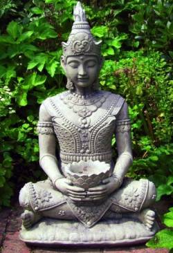 Picture of Stone Buddha Statue