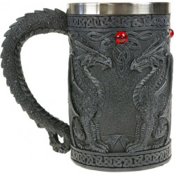 Picture of Black Dragon Large Tankard