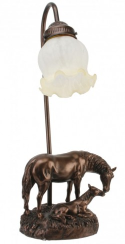 Picture of Horse and Foal Lamp (Juliana)