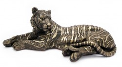 Picture of Tiger Bronze Figurine Large