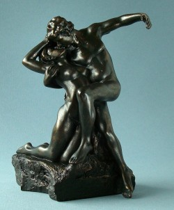 Picture of Eternal Spring Bronze Figurine (Rodin)