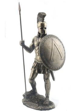 Picture of Spartan Warrior Bronze Figurine 36 cm