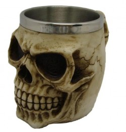 Picture of Grinning Skull Tankard