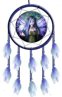 Picture of Mystic Aura Fairy Dream Catcher (Anne Stokes)