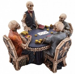 Picture of Skeleton Poker Game New Release