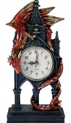 Picture of Time Guardian Dragon Clock